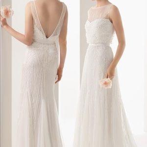 Rosa Clara Ugo Soft wedding dress